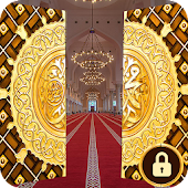 Islamic Screen Door Lock