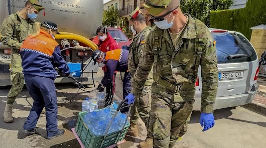 El posible regreso del Ejército a las calles para controlar el coronavirus