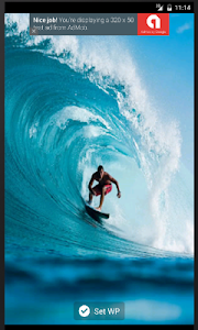 Surfing Cute Wallpapers screenshot 2