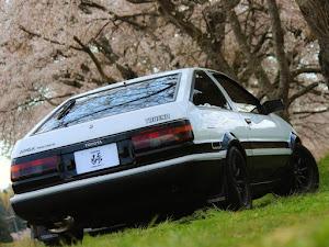 スプリンタートレノ AE86 昭和59年  GT-APEXのカスタム事例画像 keroyosoさんの2020年11月28日23:06の投稿