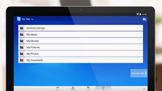 TeamViewer for Remote Control v11.0.4684