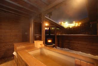 Photo: 露天風呂 Outdoor hot spring bath 露天浴池