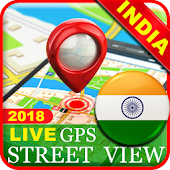 India Street View Live, GPS Navigation Directions
