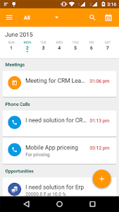 CRM Cheetah screenshot 2
