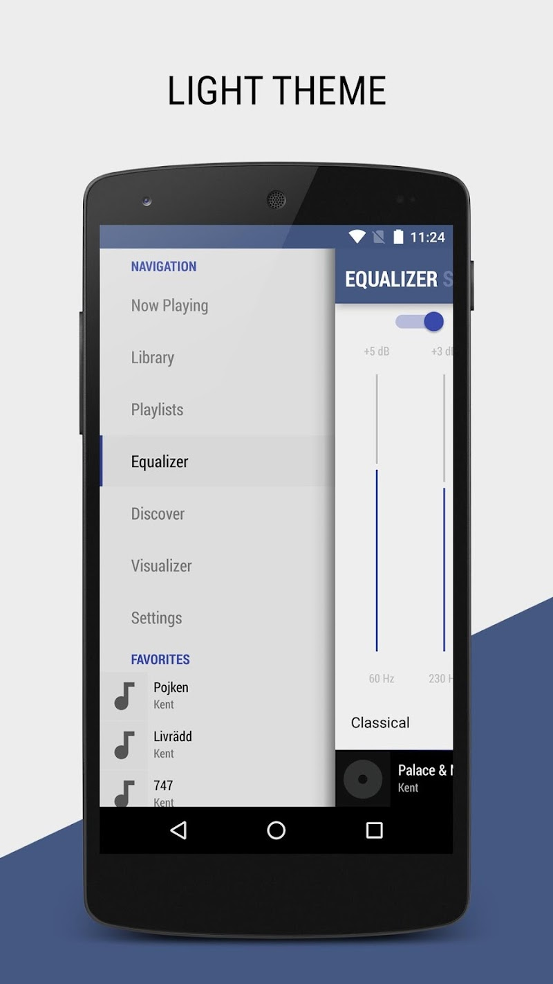 BlackPlayer EX Screenshot 3