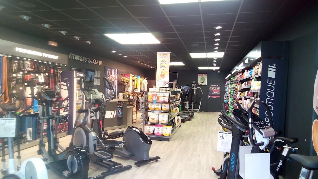 Fitnessboutique La Roche Sur Yon Appareils De Musculation