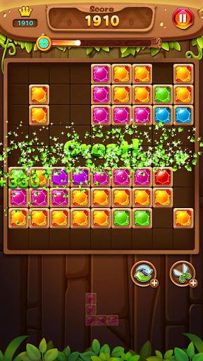 Jewel Block Puzzle - Jewel Games Free screenshots 3