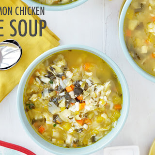 Slow Cooker Chicken Artichoke Soup
