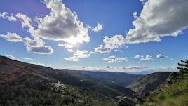Imagen de la Sierra de los Filabres que acompaña a la petición.
