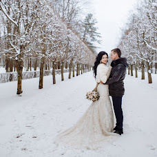 Wedding photographer Polina Pavlova (Polina-pavlova). Photo of 11.12.2017