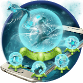 Crystal Ball Fantasy Launcher