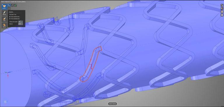 ANSYS | Инструменты для быстрого редактирования геометрии позволили компании Ninsight выйти за пределы исходных концептов и эффективно анализировать принципиально новые конструкции