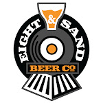 Logo for Eight & Sand Beer Co.