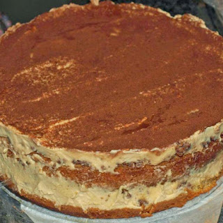 Easy step-by-step procedures in making Classic Tiramisu Cake.