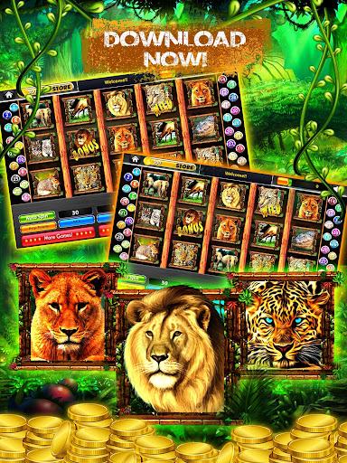 Lion Safari Triple Slots 2.2 screenshots {n} 1