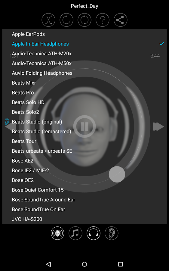 MindMagic®Audio- screenshot