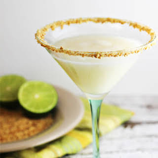 Coconut-Key Lime Pie Martini.