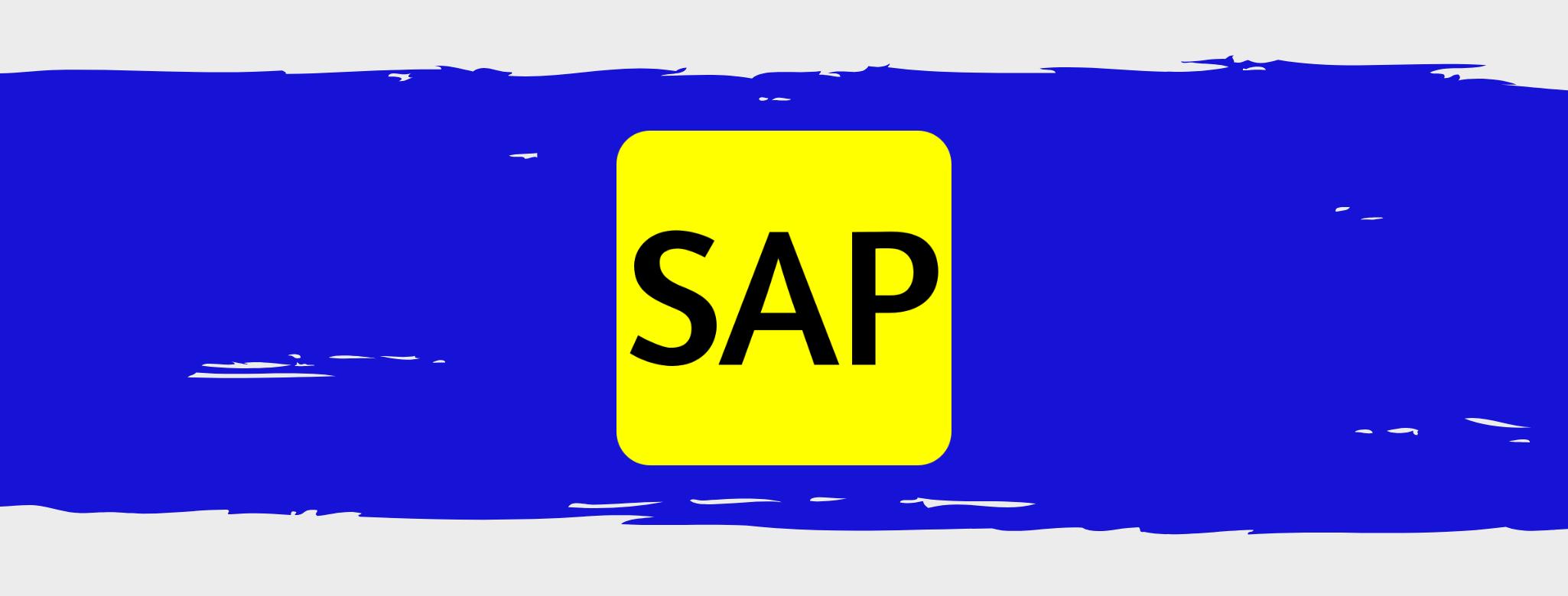 Venha ser SAP