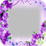 Lovely Flowers Photo Frames Apk