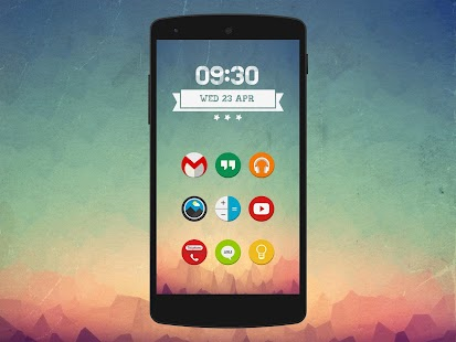 Cyrcle - Icon Pack - screenshot thumbnail