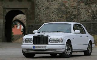 Rolls-Royce Silver Seraph Rent Jihočeský kraj