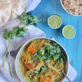 SLOW COOKER AIP COCONUT CHICKEN CURRY