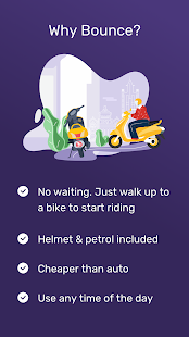 Bounce with Metrobikes - Bike & Scooter Rentals - Apps on Google Play