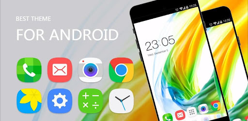 Theme for Galaxy Z2 HD app (apk) free download for Android/PC/Windows screenshot