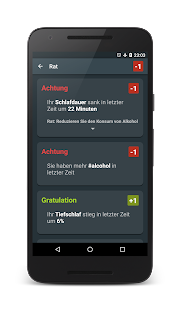 Sleep as Android – Miniaturansicht des Screenshots