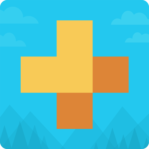 Pluszle ®: Brain logic puzzle Icon