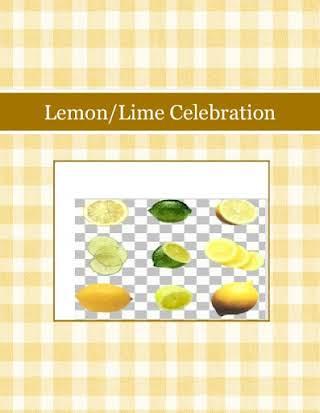 Lemon/Lime Celebration