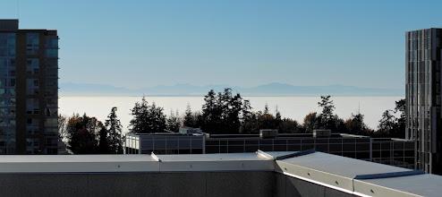 Photo: ESB sea of fog Oct13