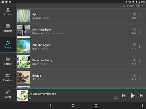 jetAudio HD Music Player Plus screenshot 10