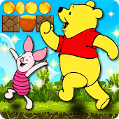 Winie game  Adventure The Pooh