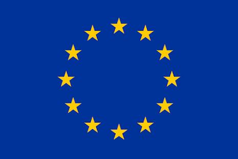 EU fasadflagga (30 - 90 cm)