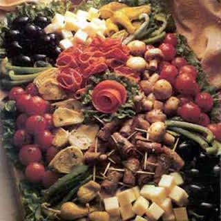 Antipasto Platter.