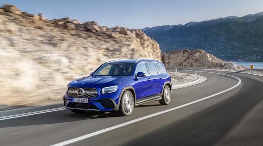 Mercedes-Benz GLB 180: Nueva versión ya disponible en SAVERES