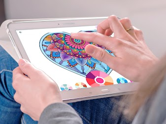 InColor - Coloring Books 2018 APK screenshot thumbnail 19