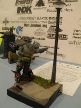 Photo: I know this one has been at Wonderfest before as I have seen photos.  Was very nice to see it in person.