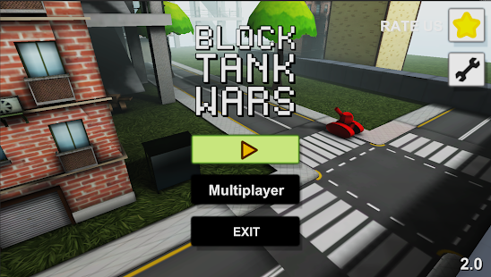Block Tank Wars- screenshot thumbnail
