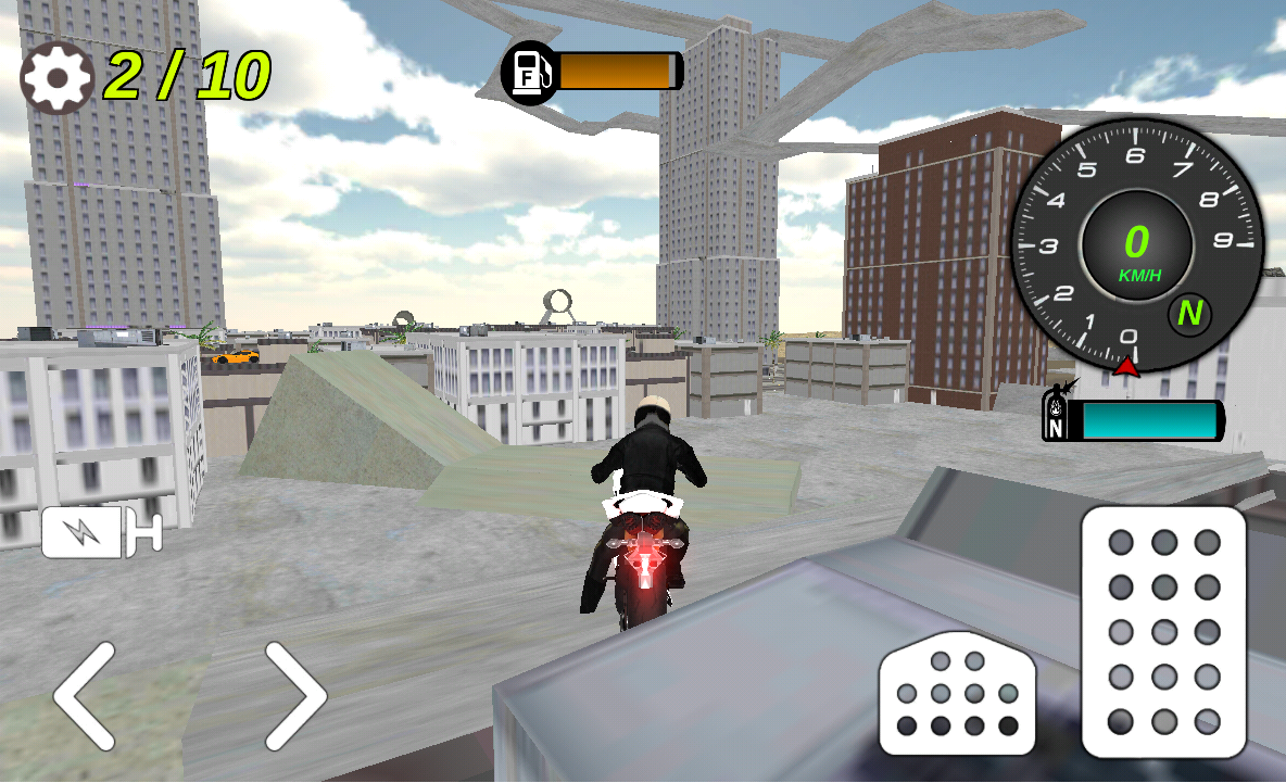 Police Bike Simulator 2- screenshot