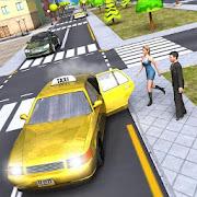Real Taxi parking 3d Simulator