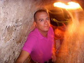 Photo: Miguel Angel González Suárez, directivo FIJET España en Bran Castle - Rumania
