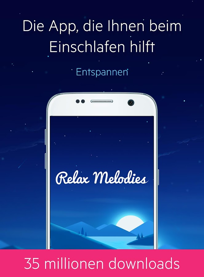 relax melodies schlaf yoga android apps auf google play. Black Bedroom Furniture Sets. Home Design Ideas
