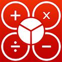 Calculadora de fracciones icon