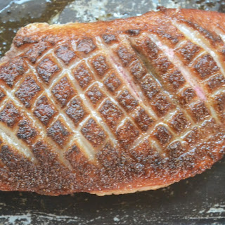 Crispy Duck with Five Spice and Honey Recipe