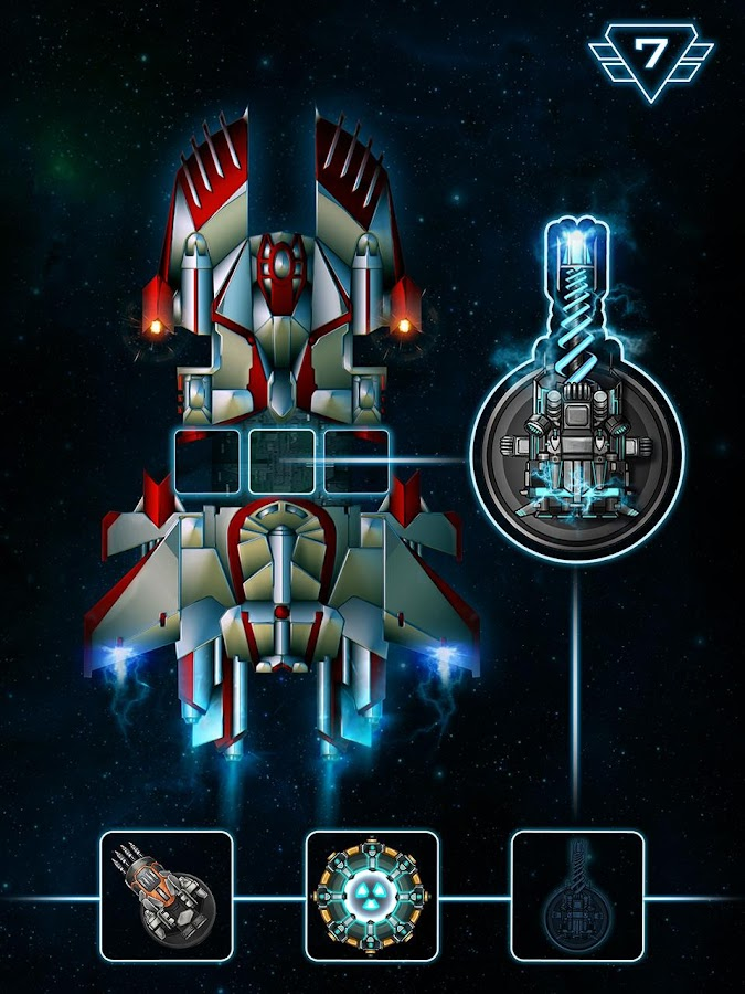 Space Arena: Build & Fight- screenshot