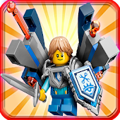 Slide Nexo Knights Game