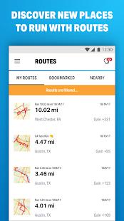 App Run with Map My Run APK for Windows Phone