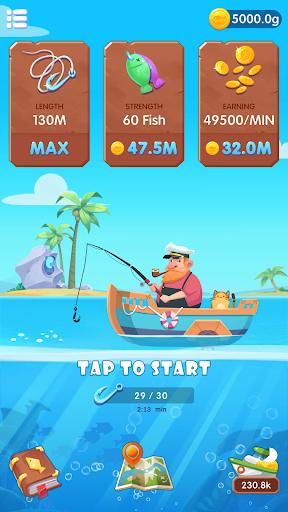 Code Triche Fishing Fantasy - Catch Big Fish, Win Reward APK MOD (Astuce) screenshots 4